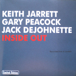 Inside out | Jarrett, Keith (1945-....). Interprète. Compositeur. Piano