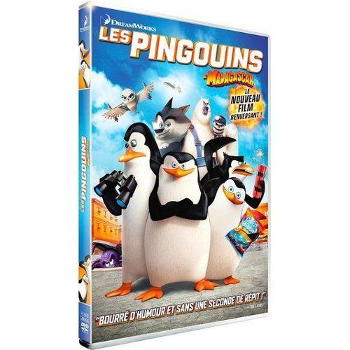 Les pingouins de Madagascar = Penguins of Madagascar / Simon J. Smith, Eric Darnell, réal.   Smith, Simon J. (19..-....). Réalisateur