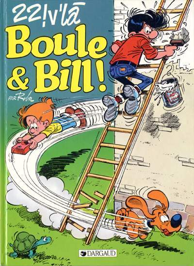 Boule et Bill. 25 / Roba | Roba, Jean (1930-2006). Auteur