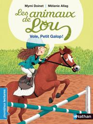 Vole, petit Galop ! / texte de Mymi Doinet   Doinet, Mymi (1958-....). Auteur