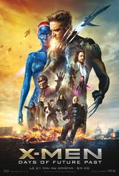 X-Men : Days of Future Past / Bryan Singer, réal.   Singer, Bryan (1965-....). Réalisateur